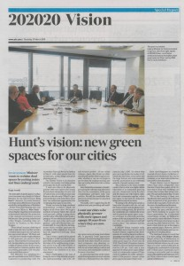 The second AFR special report of the 202020 Vision