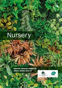 Nursery IAC annual report 2012-13