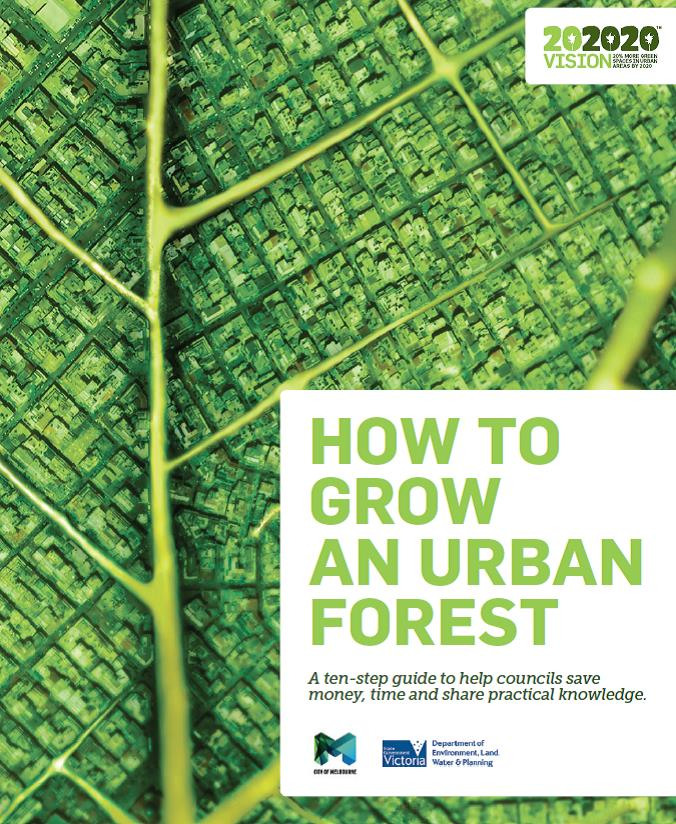 How to Grow an Urban Forest
