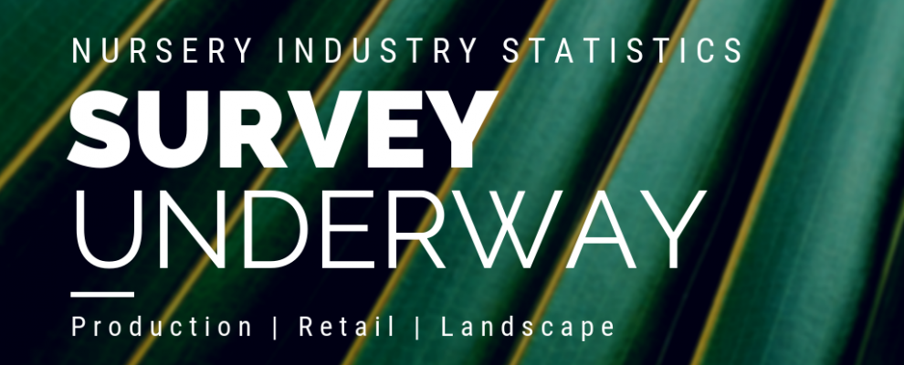 Nursery Industry Stats Program