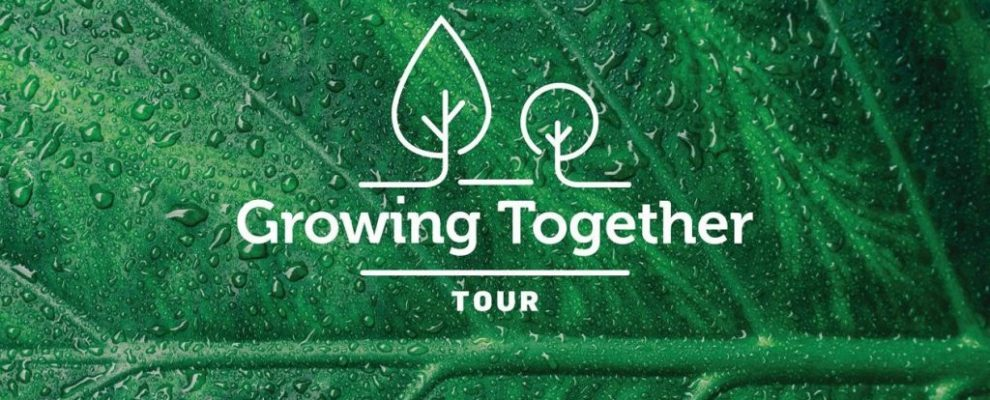 Growing Together Tour